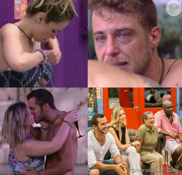 'BBB16' já teve 'nudes', choro, beijo e novos participantes em apenas uma semana