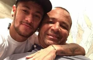 Neymar e pai brigam na Justiça para recuperar R$ 460 mil pagos à Receita Federal