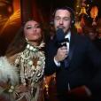 Ex-namorados, Sabrina Sato e João Vicente de Castro se encontram no tapete vermelho do Baile da Vogue, na noite desta quinta-feira, 28 de janeiro de 2015. 'Ai gente, me arrependi de ter dado ele pra vocês!'