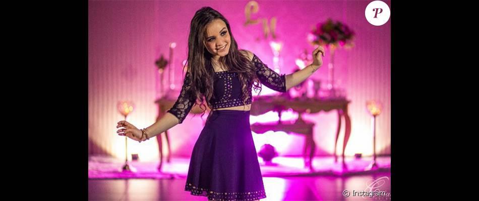 1b6b0c31f6ad62 Festa de 15 anos de Larissa Manoela acontece nesta sexta-feira, 29 de  janeiro