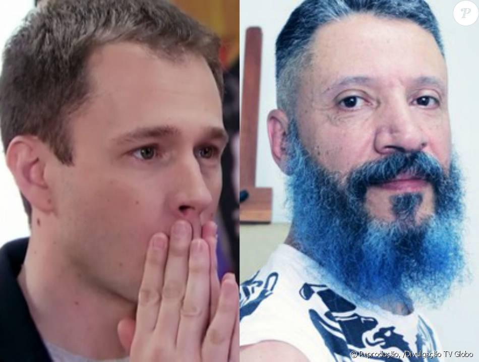 Tiago Leifert foi criticado por internautas após defender Laércio, do 'BBB16'. 'Fica quieto', disparou um usuário do Twitter