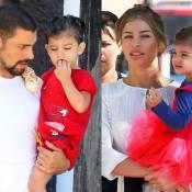 Grazi Massafera fala de Cauã Reymond: 'Eu, ele e Sofia ainda somos uma família'