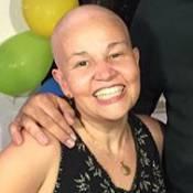 Claudia Rodrigues está otimista com cura após transplante: 'Em junho vou saber'