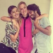 Prestes a fazer 28, Fiorella Mattheis festeja aniversário com Sophie Charlotte