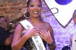 Ludmilla investe em look de R$ 16 mil para ser rainha do Cordão do Bola Preta