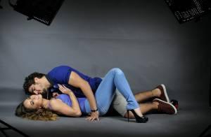 Caio Castro e Sabrina Sato fazem ensaio sensual juntos para marca de roupas