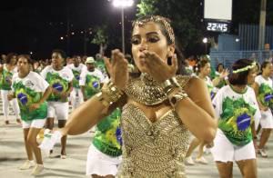 Anitta revela já ter vivido amor de Carnaval: 'Acabou a festa, acabou o amor!'