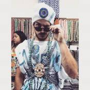 Marco Pigossi estreia no Carnaval de Salvador no bloco Filhos de Gandhy