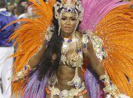 Raíssa Oliveira, da Beija-Flor, despista sobre preço de fantasia: 'Presente'