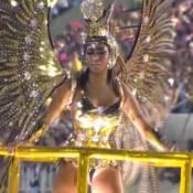 Rafaella Santos, irmã de Neymar, festeja desfile: 'Quero ser rainha de bateria'