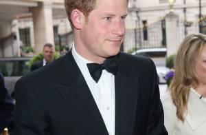Príncipe Harry chega aos 29 anos estreando no papel de tio do bebê real