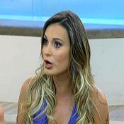Andressa Urach é eliminada de 'A Fazenda' e ataca Denise Rocha: 'Ela fede'