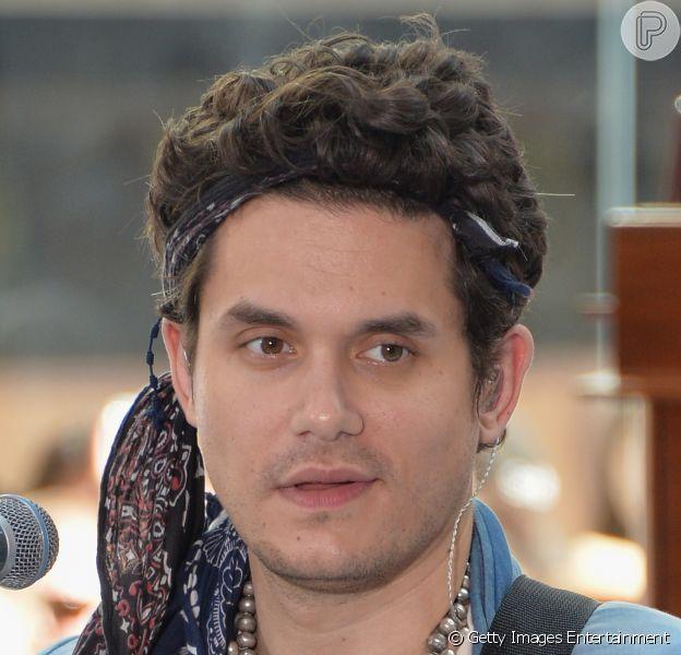 John Mayer se apresenta neste sábado no Rock in Rio, dia 21 de setembro de 2013