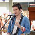 John Mayer foi diagnosticado com um granuloma na garganta em 2011