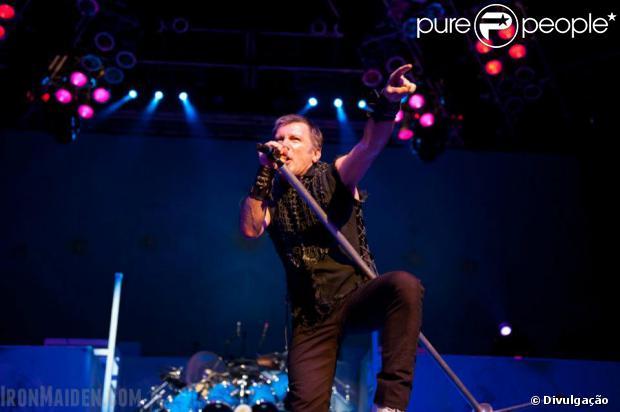 Iron Maiden fecha a quinta edição do Rock in Rio neste domingo, 22 de setembro de 2013