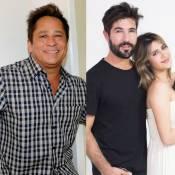 Leonardo não conheceu neto, filho de Jéssica Costa e Sandro Pedroso: 'Esperando'