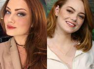 Ellen Rocche se inspira no cabelo ruivo de Emma Stone. Hairstylist conta tudo!