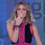 Giovanna Ewbank comete gafe ao soltar palavrão no 'Vídeo Show':'Desculpa, gente'
