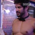 Antes de dar dois tapas em Renan, Ana Paula e o brother discutiram sobre os votos