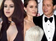 Selena Gomez causa crise na relação de Angelina Jolie e Brad Pitt, diz revista