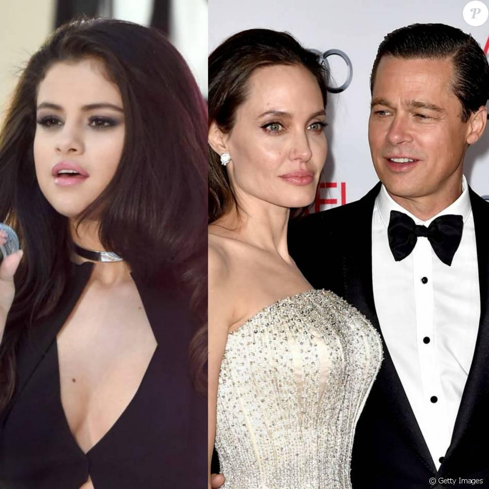 Selena Gomez teria despertado o ciúme de Angelina Jolie, afirma revista americana