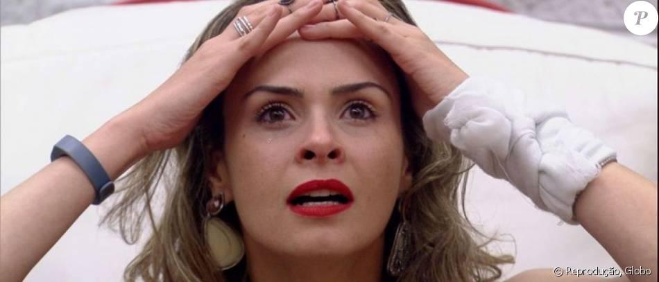 Ana Paula admite processos em entrevista e afirma: 'Eu errei'