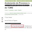 O processo de Ana Paula agora está no Ministério Público