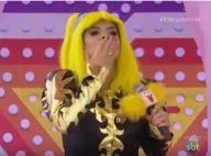 Mara Maravilha se fantasia de Rainha dos Baixinhos: 'Eu queria ser a Xuxa'