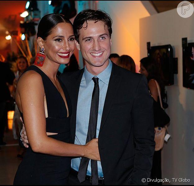 Igor Angelkorte é só elogios para a namorada, Camila Pitanga: 'É muito especial vê-la apaixonada por tudo'