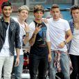 A boy band One Direction está em turnê pela Austrália