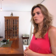 A TV Globo estuda o futuro da jornalista, desclassificada do 'BBB16', na emissora