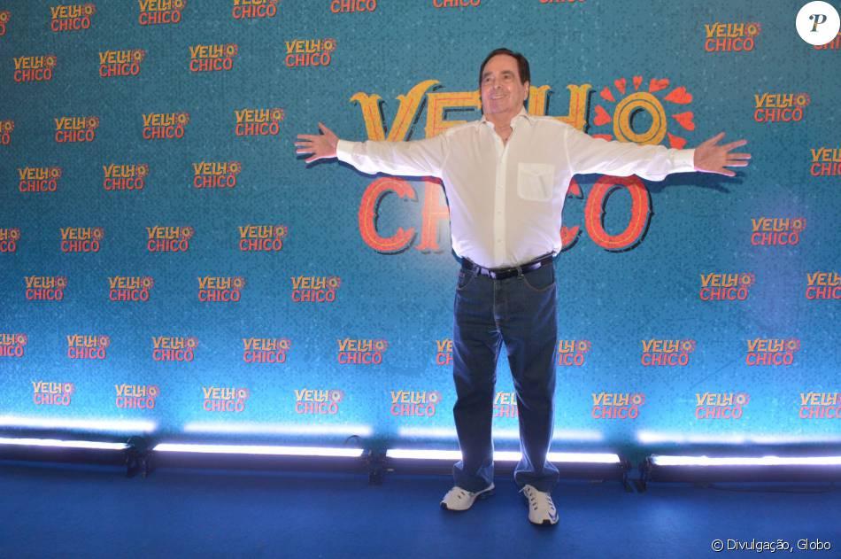 Benedito Ruy Barbosa, supervisor de 'Velho Chico', critica 'histórias de bichinha' em entrevista nesta quarta-feira, dia 9 de março de 2016