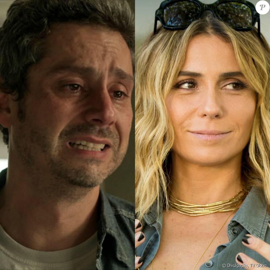 Romero (Alexandre Nero) morre e Atena (Giovanna Antonelli) foge do país no último capítulo da novela 'A Regra do Jogo', diz a coluna 'Telinha', do jornal 'Extra', nesta quinta-feira, 10 de março de 2016