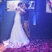 Rayanne Morais é pedida em casamento por Douglas Sampaio na TV. Veja fotos!