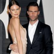 Adam Levine, do Maroon 5, vai ser pai! Behati Prinsloo está grávida do 1º filho