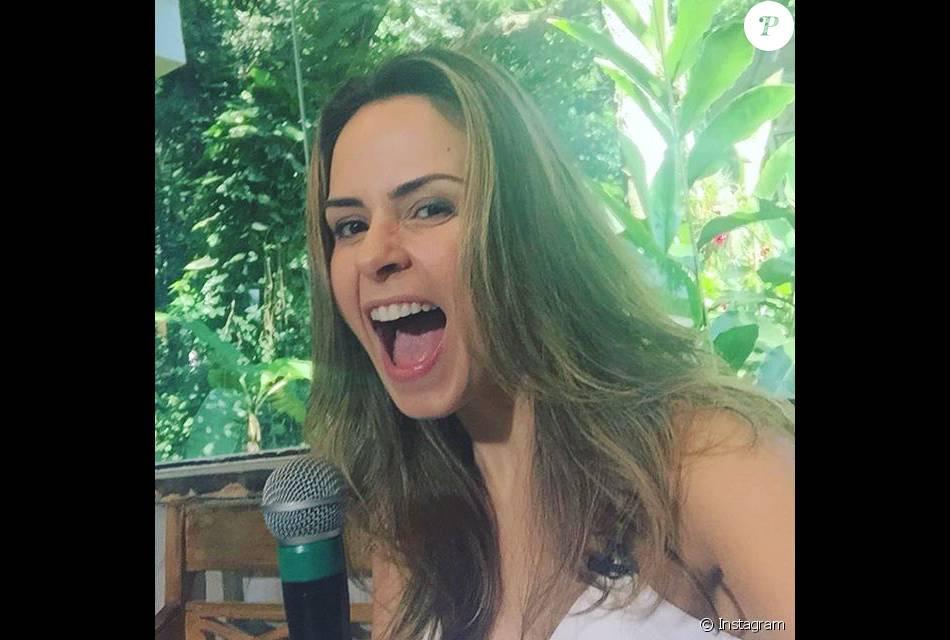 Ana Paula, ex participante do 'BBB16', tem  recebido várias propostas para fazer presença vip em eventos