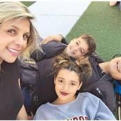 Carla Perez e Xanddy se mudam com os filhos para Orlando: 'Aprimorar o inglês'