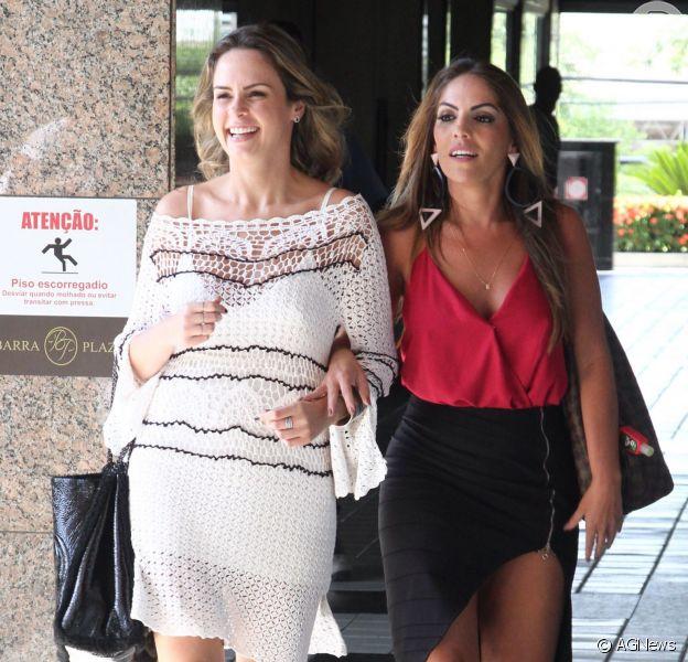 Ex-BBB Anamara reclama após encontro com Ana Paula: 'Não preciso da fama dela', disse ela no fim da tarde desta sexta-feira, 11 de março de 2016