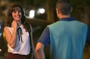 Novela 'Totalmente Demais': Sofia se revela viva para Jacaré. 'Vai me ajudar'