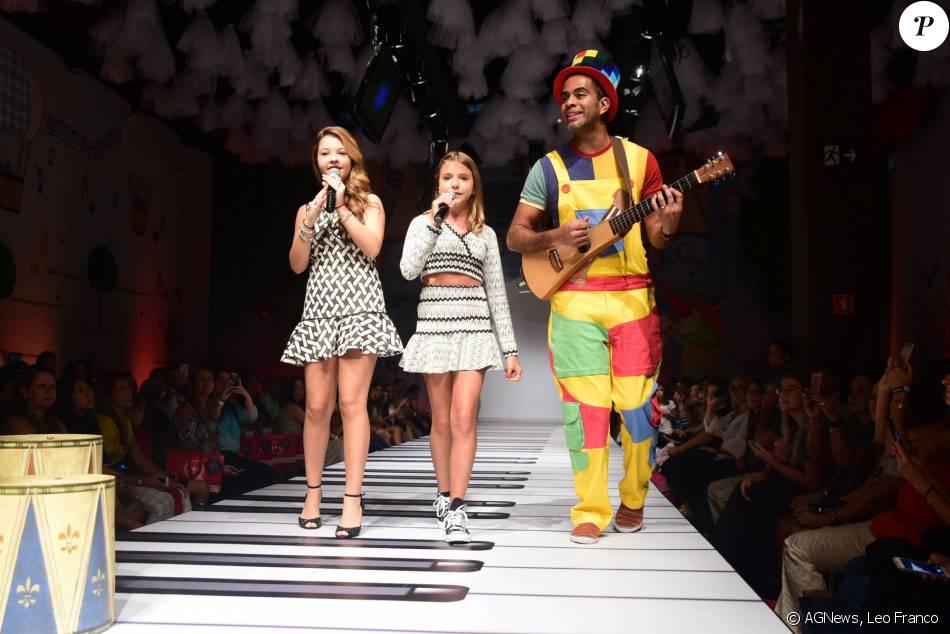 b5ad8adcd Ex- The Voice Kids  participaram de evento de moda infantil em São Paulo
