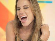 Maíra Charken brinca com comparações com Monica Iozzi: 'Até minha mãe a prefere'