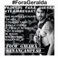 'BBB16': Ex-namorada de Renan pede a eliminação de Geralda