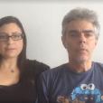 Em vídeo ao lado da mulher, Tatiana Presser, Nizo Neto fez um alerta quanto ao uso do chá Ayahuasca. Ele contou que o filho, Rian Brito, consumia o alucinógeno há cerca de um ano e meio