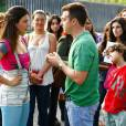 Isis Valverde, na pele de Rakelli, contracenou com Luciano Huck na novela 'Beleza Pura' (2008)