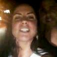 Graciele Lacerda mostrou parte das férias com Zezé Di Camargo em fotos e vídeos no Snapchat
