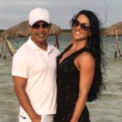 Zezé Di Camargo curte praia no Ceará com Graciele Lacerda após férias com Zilu