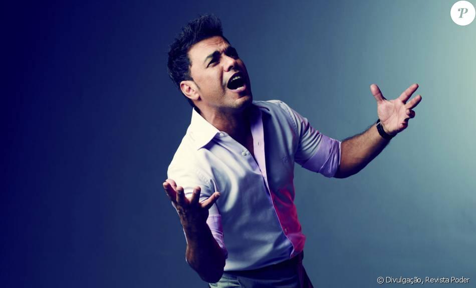 94a9aea56a9 Zezé Di Camargo contou que pretende leiloar relógios de grife em entrevista  à revista  Poder