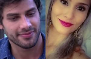 Ex-namorada de Renan vê declaração do BBB16 na TV e amigo aposta: 'Ficarão bem'