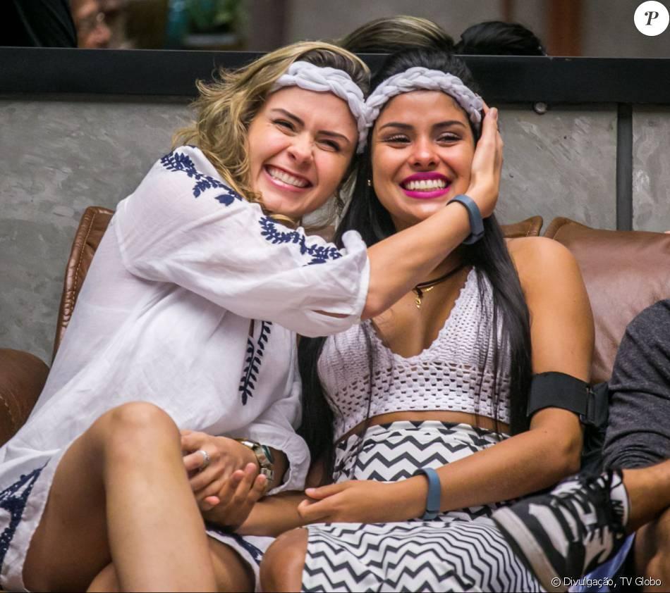 'BBB16': Ana Paula Renault e mais ex-brothers apostam em Munik como campeã