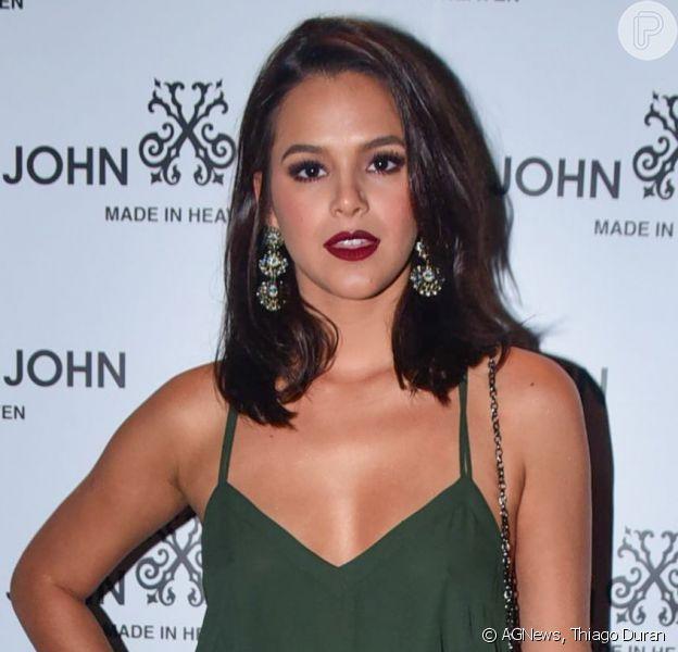Bruna Marquezine comenta papel sensual em 'Nada Será Como Antes': 'Desafiador'